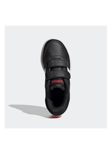 adidas Adidas Erkek Çocuk Günlük Spor Ayakkabı Hoops 2.0 Cmf C Fy9442 Siyah